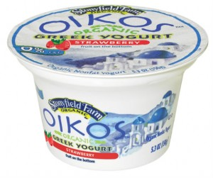 Free Oikos Greek Yogurt