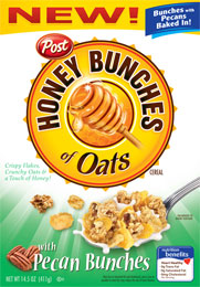 Honey Bunches of Oats Coupons
