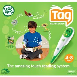 LeapFrog Tag Reading System Deal