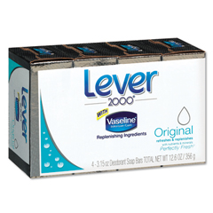Lever 2000 Soap Sample