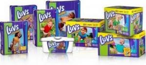 Luvs $5 Coupon