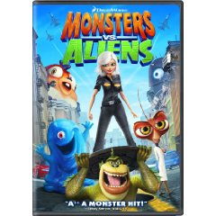 Monsters vs. Aliens Deal