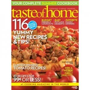 Taste of Home Subscription
