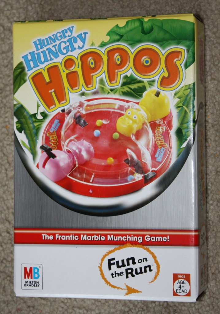 Travel Hungry Hippos