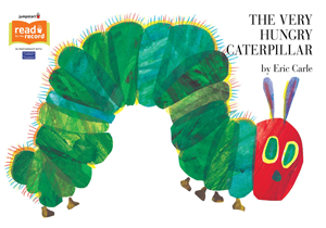 Very Hungry Caterpillar Read for the Record Jumpstart