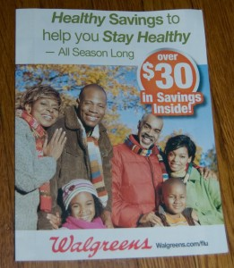 Walgreens Healthy Savings Coupon Booklet