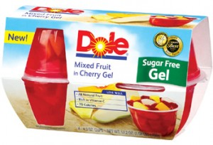 Dole Fruit Bowls Coupons