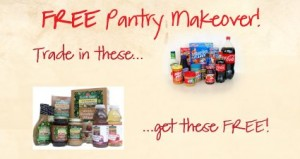 Earth Fare Free Pantry Makeover