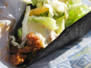 FREE Black Jack Taco