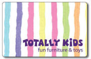 Free Totally Kids Gift Card