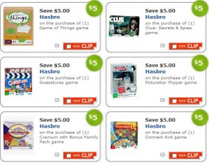 Hasbro Playskool Coupons