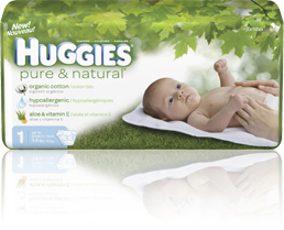 Huggies Pure & Natural Coupons