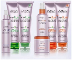 L'Oreal EverPure Samples and Coupons