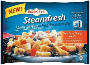 Birds Eye Steamfresh Coupons