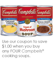 Campbell's Cooking Soup Coupon
