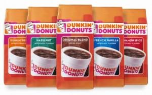 Dunkin Donuts Coffee Sample