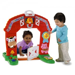 Fisher Price Laugh and Learn Learning Farm