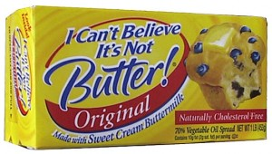 I Can't Believe It's Not Butter Coupons