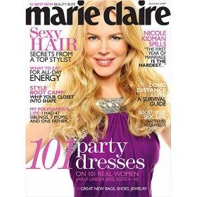 Marie Claire Magazine $5 Subscription