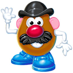 Mr. Potatoe Head Coupon