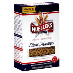 Mueller's Pasta Coupons