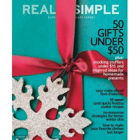Real Simple Magazine $5 Subscription