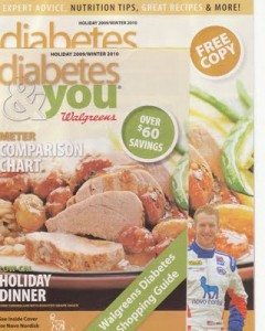 Walgreens Diabetes & You Coupon Booklet