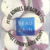 Beau Bain Bath Bombs