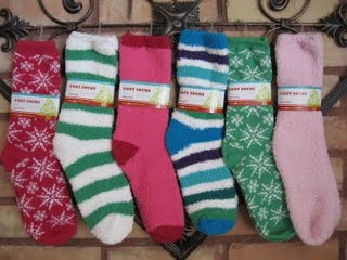 $1 Old Navy Cozy Socks Sale