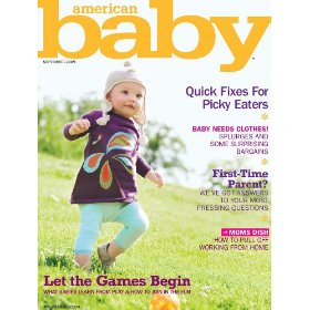 American Baby or BabyTalk FREE Subscription