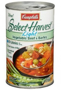 Campbell's Select Harvest Coupon