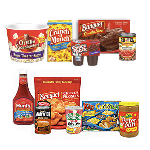 ConAgra Family Products Rebate