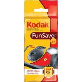 FREE Kodak Disposable Camera