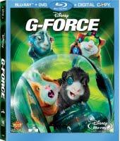 G-Force DVD Coupon