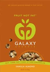 Galaxy Granola FREE Sample