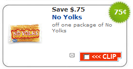 No Yolks Coupon