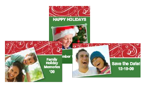 SeeHere 50 FREE Holiday Photo Cards