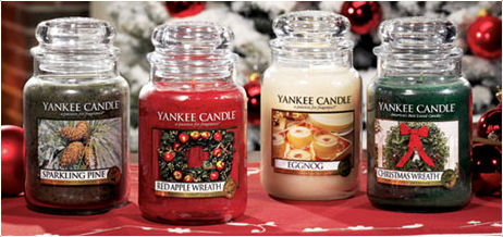 Yankee Candle 30 Percent Off Coupon