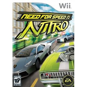 Need for Speed Nitro for the Nintendo Wii