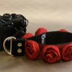 Capturing Couture Red Organza Wristlet