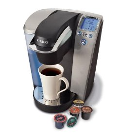 Keurig B70 Gourmet Single-Cup Brewer