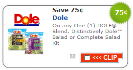 dole salad coupons