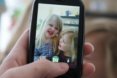 Palm Pre Plus Camera