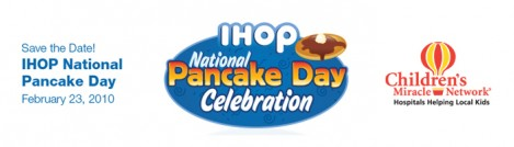 IHOP's National Pancake Day